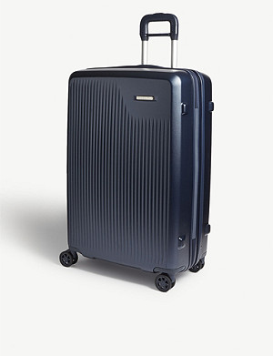 BRIGGS & RILEY Sympatico large expandable four-wheel suitcase 76cm