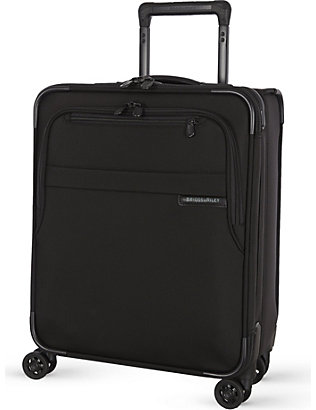 BRIGGS & RILEY: Intern four-wheel spinner suitcase 53cm