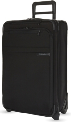 BRIGGS & RILEY Baseline expandable two-wheel cabin suitcase 55.9cm