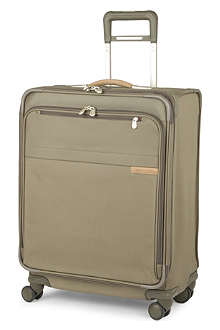 BRIGGS & RILEY Baseline medium expandable four-wheel suitcase 64cm