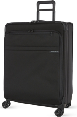 BRIGGS & RILEY Large expandable spinner suitcase 71.1cm