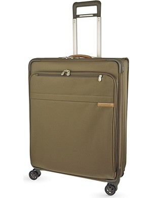 BRIGGS & RILEY Baseline CX expandable four-wheel spinner suitcase 71cm