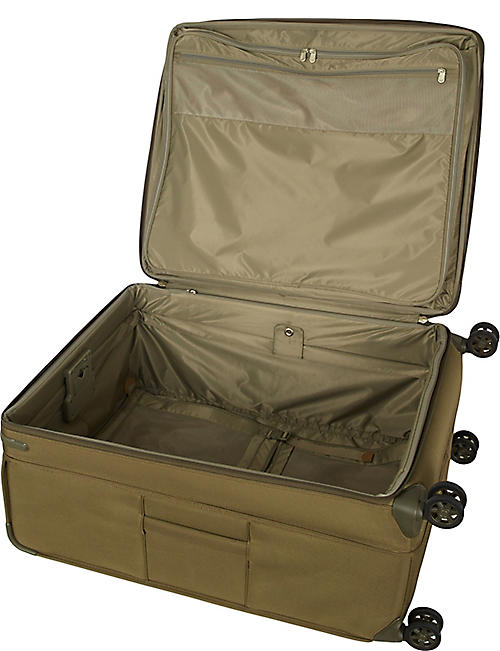 BRIGGS & RILEY Extra large expandable spinner suitcase trolley