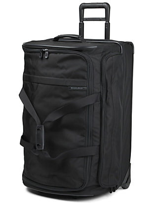 BRIGGS & RILEY: Baseline large upright duffle bag 71cm
