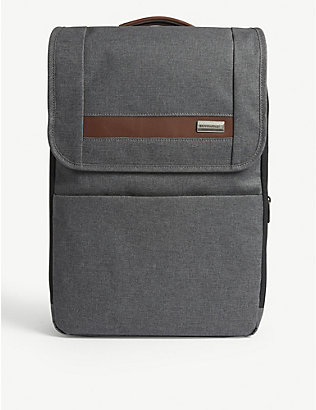 BRIGGS & RILEY: Kinzie slim expandable backpack