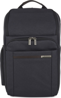 BRIGGS & RILEY Kinzie Street large polyester backpack