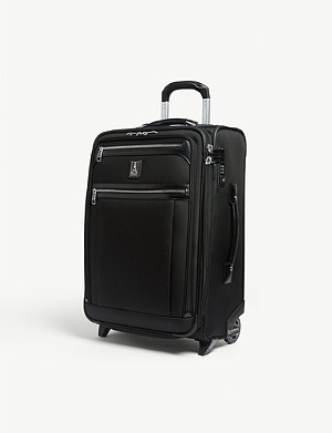 TRAVELPRO Platinum Elite Rollaboard expandable cabin suitcase 53cm