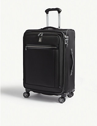 TRAVELPRO: Platinum Elite expandable suitcase 63.5cm