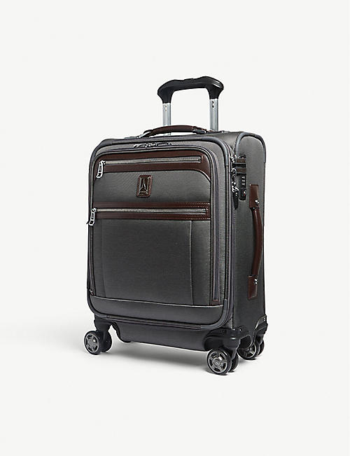 TRAVELPRO: Platinum Elite expandable cabin suitcase 48cm