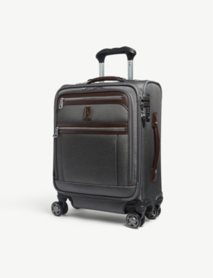 TRAVELPRO Platinum Elite expandable cabin suitcase 48cm