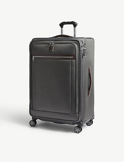 TRAVELPRO: Platinum Elite expandable suitcase 73.5cm