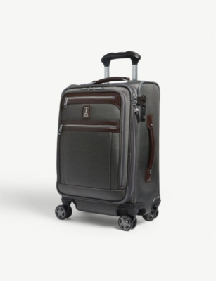 TRAVELPRO Platinum Elite Business Plus expandable cabin suitcase 51cm