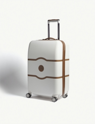 Chatelet Hard Four Wheel Suitcase 67cm by Delsey