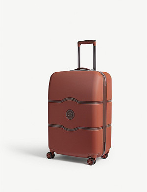 DELSEY Chatelet Hard four-wheel suitcase 67cm