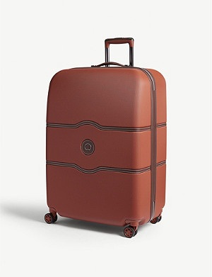 DELSEY Chatelet Hard four-wheel suitcase 77cm
