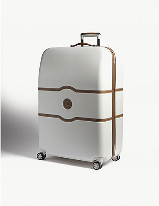DELSEY: Chatelet Hard four-wheel suitcase 82cm