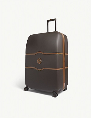 DELSEY Chatelet Hard four-wheel suitcase 82cm