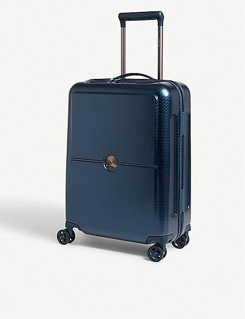 1c1a674320 DELSEY Turenne four-wheel suitcase 55cm