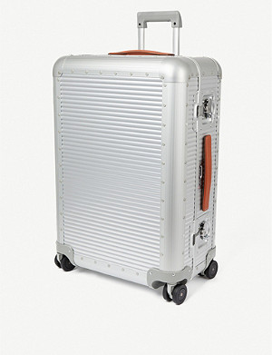 FPM Bank Spinner 68 aluminium suitcase