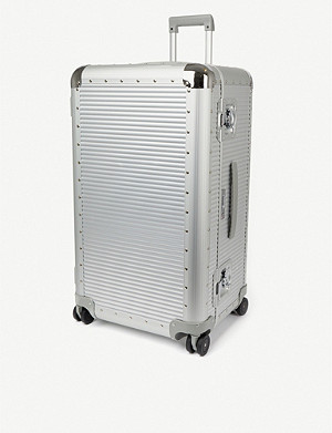 FPM Bank S aluminium trunk on wheels 80cm