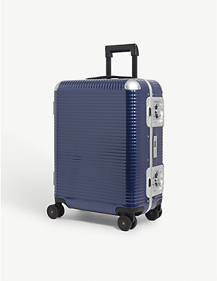 FPM - FABBRICA PELLETTERIE MILANO: Bank Light Spinner 55 suitcase