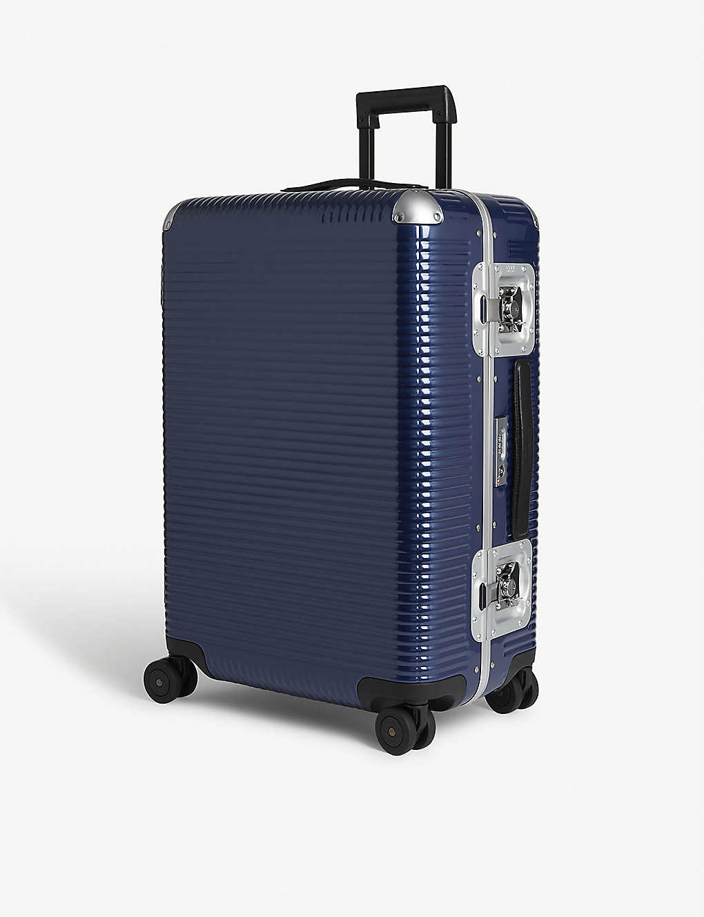 FPM - FABBRICA PELLETTERIE MILANO: Bank Light Spinner suitcase