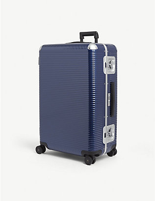 FPM - FABBRICA PELLETTERIE MILANO: Bank Light Spinner 76 suitcase