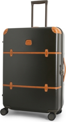 BRICS Bellagio four-wheel suitcase 76cm