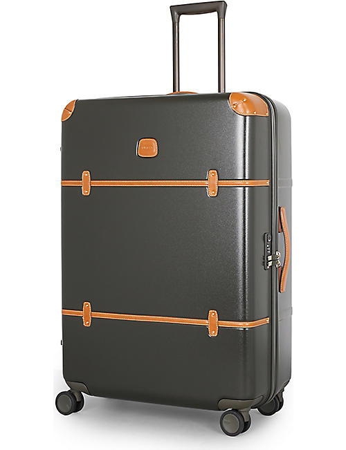 BRICS Bellagio four-wheel suitcase 82cm