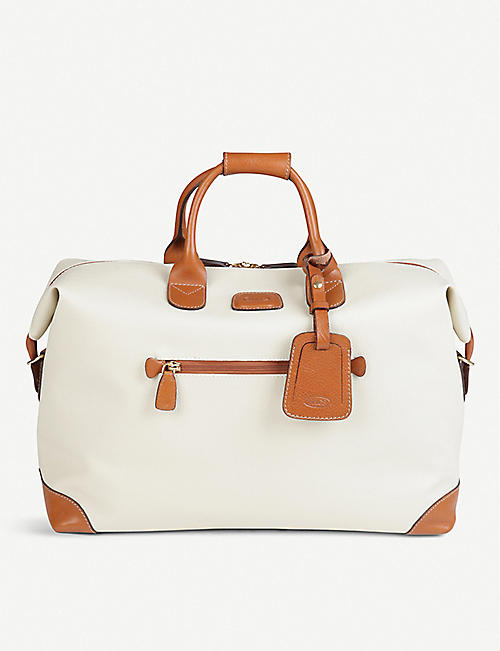 BRICS: Firenze small clipper holdall