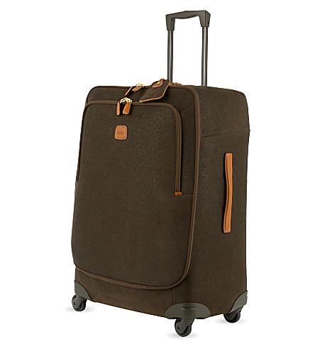 Bric's Life four-wheel suitcase 77cm