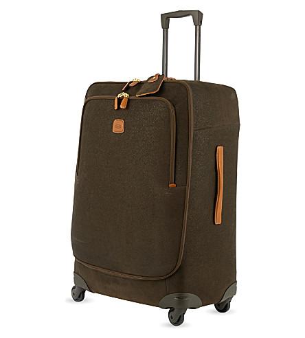 Bric's Life four-wheel suitcase 82cm