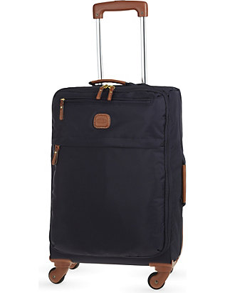 BRICS: X-Travel four-wheel suitcase 55cm