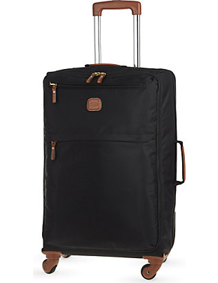 BRICS: X-Travel four-wheel suitcase 65cm