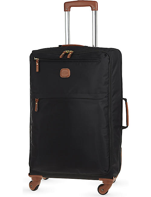 BRICS X-Travel four-wheel suitcase 65cm