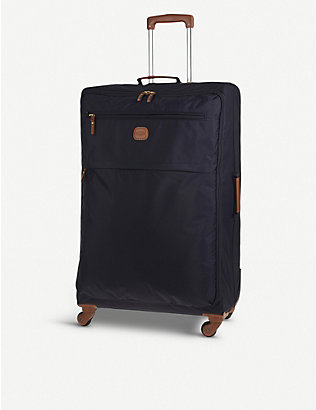 BRICS: X-Travel four-wheel suitcase 77cm