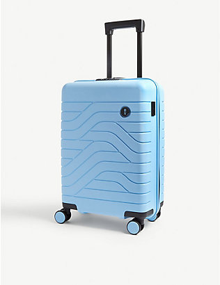 BY BY BRICS: Ulisse spinner suitcase 55