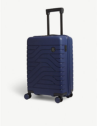 BY BY BRICS: Ulisse Spinner suitcase 55cm