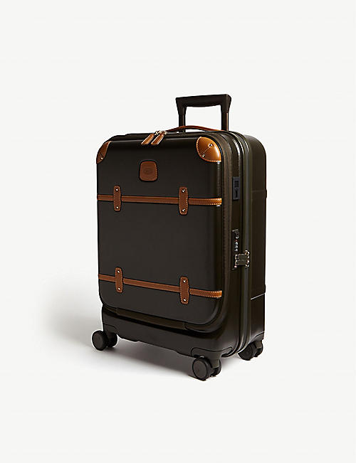 BRICS Bellagio four-wheel cabin suitcase 55cm