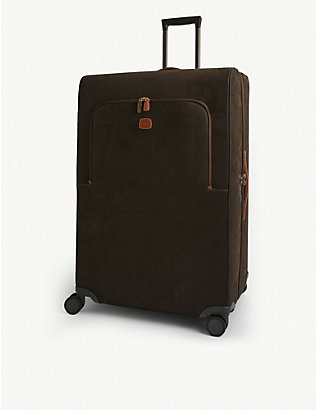 BRICS: Life four-wheel trolley suitcase 82cm