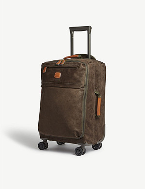 BRICS Life four wheel cabin suitcase 55cm