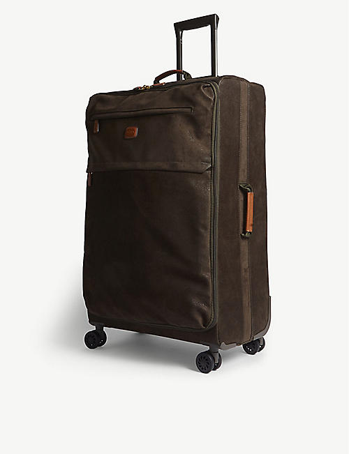 c679a7013fd94 BRICS Life four wheel suitcase 77cm