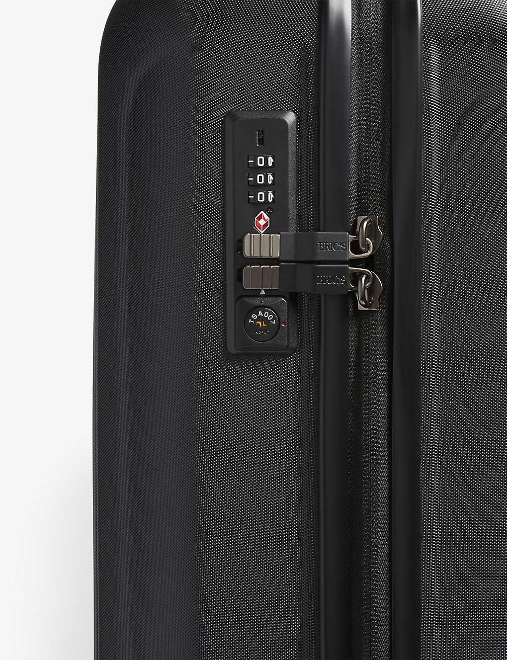 92fada92ca79 BRICS - BRICS Capri matt hard case carry-on suitcase 55cm ...