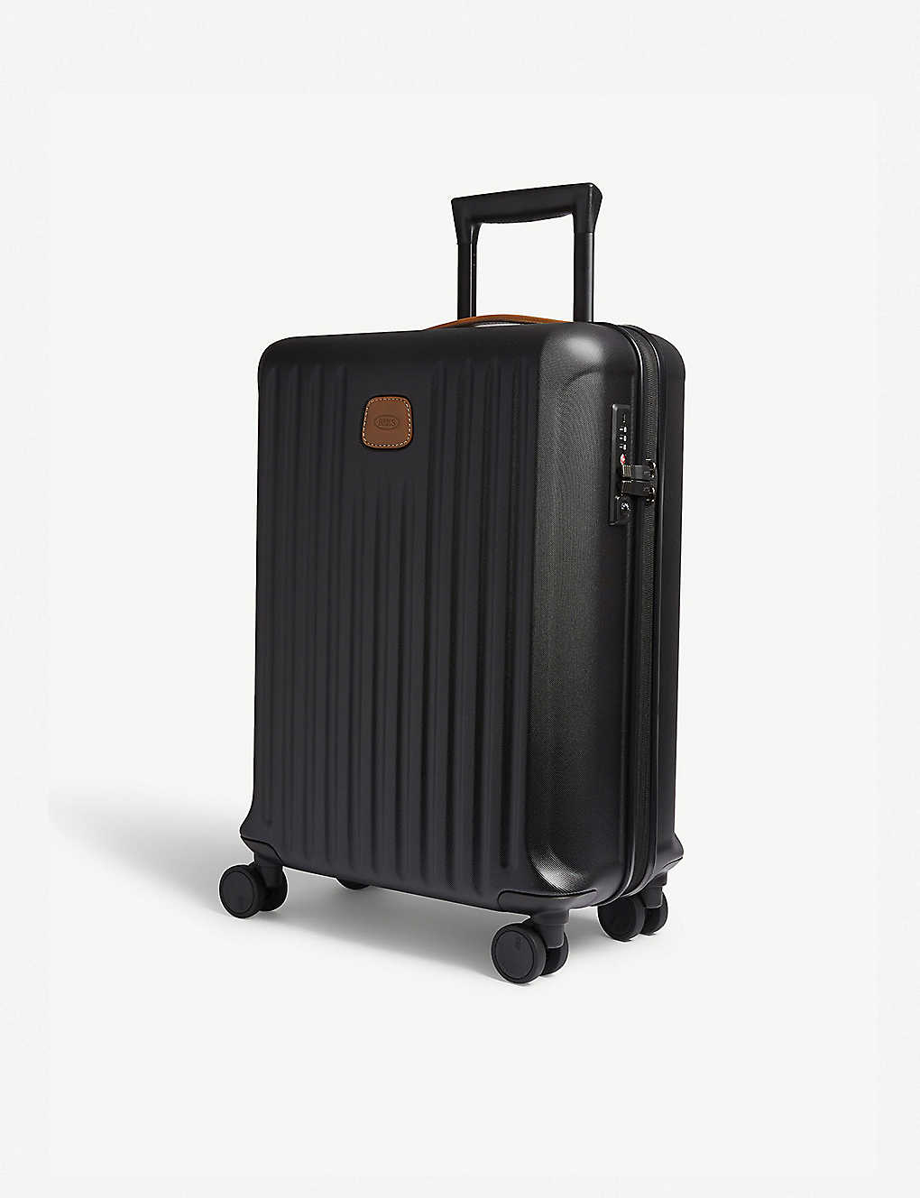 f0524e7ee5ab ... BRICS Capri matt hard case carry-on suitcase 55cm zoom ...