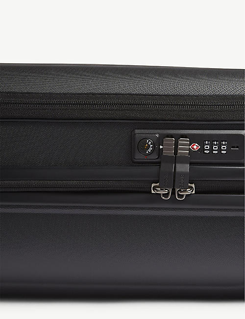 BRICS Capri four wheel carry-on suitcase 55cm