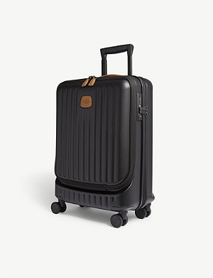 BRICS Capri four-wheel carry-on suitcase 55cm