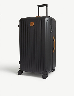 BRICS Capri XL four-wheel suitcase 81cm