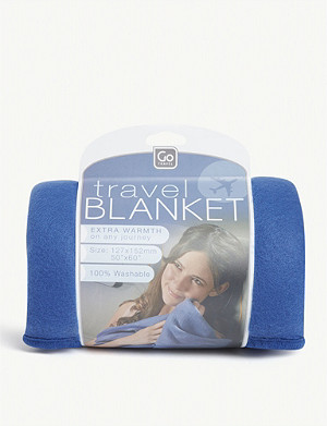 GO TRAVEL Travel blanket