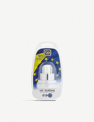 GO TRAVEL UK to Europe adaptor