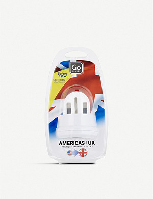 GO TRAVEL USA to UK adaptor